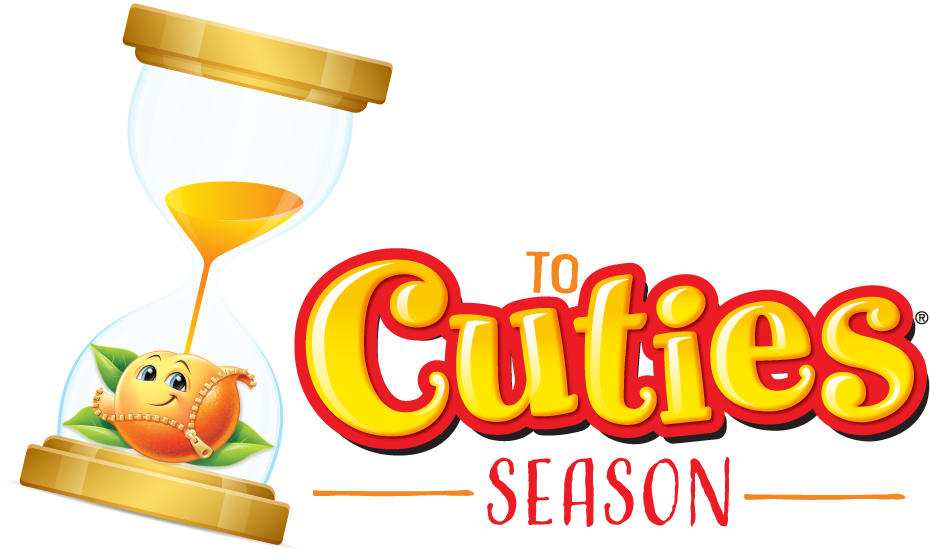 Countdown to Cuties Season Logo